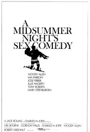 Watch Free A Midsummer Nights Sex Comedy (1982)