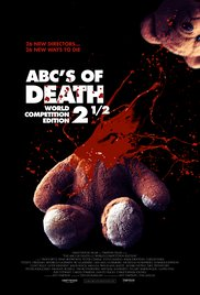 Watch Free ABCs of Death 2.5 (2016)