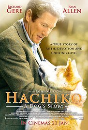 Watch Free Hachi: A Dogs Tale (2009)