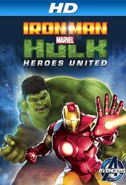 Watch Free Iron Man & Hulk: Heroes United (2013)