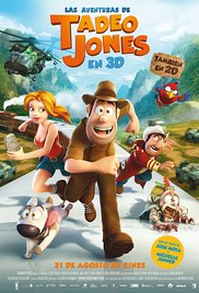 Watch Free Tad, The Lost Explorer (2012)