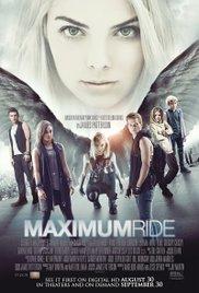 Watch Free Maximum Ride (2016)
