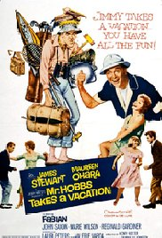 Watch Free Mr. Hobbs Takes a Vacation (1962)