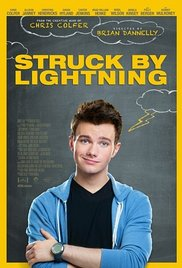 Watch Free Struck by Lightning (2012)