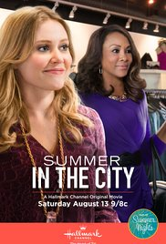 Watch Free Summer in the City (TV Movie 2016)