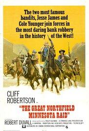 Watch Free The Great Northfield Minnesota Raid (1972)