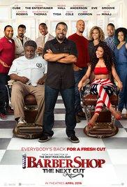 Watch Free Barbershop: The Next Cut (2016)
