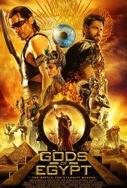 Watch Free Gods of Egypt (2016)