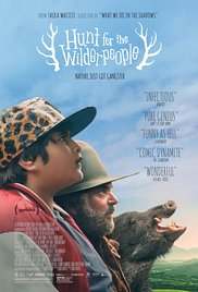 Watch Free Hunt for the Wilderpeople (2016)