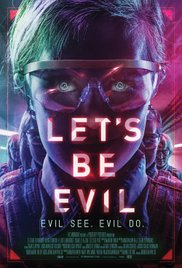 Watch Free Lets Be Evil (2016)
