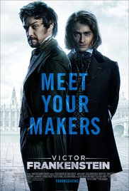 Watch Free Victor Frankenstein (2015)