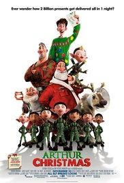 Watch Free Arthur Christmas (2011)