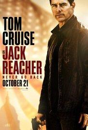Watch Free Jack Reacher: Never Go Back (2016)