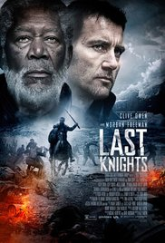 Watch Free Last Knights (2015)