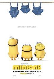 Watch Free Minions (2015)