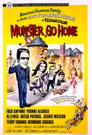 Watch Free Munster, Go Home! (1966)