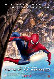 Watch Free The Amazing Spider Man 2 (2014)