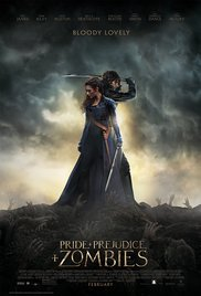 Watch Free Pride and Prejudice and Zombies (2016)