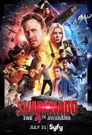 Watch Free Sharknado 4: The 4th Awakens (2016)