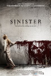Watch Free Sinister (2012)