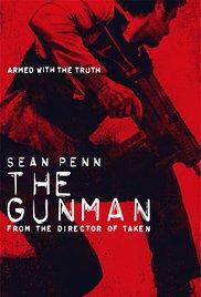 Watch Free The Gunman (2015)