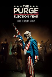 Watch Free The Purge: Election Year (2016)