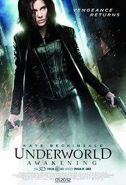 Watch Free Underworld: Awakening (2012)
