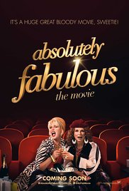 Watch Free Absolutely Fabulous: The Movie (2016)