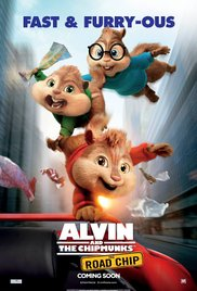 Watch Free Alvin and the Chipmunks: The Road Chip (2015)