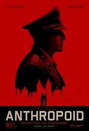 Watch Free Anthropoid (2016)