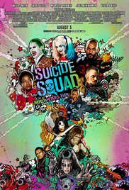 Watch Free Suicide Squad (2016)