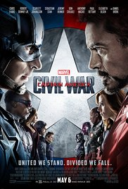 Watch Free Captain America: Civil War (2016)