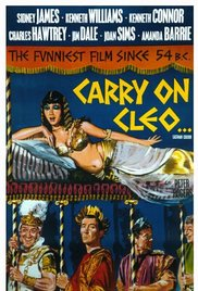 Watch Free Carry on Cleo (1964)