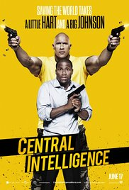 Watch Free Central Intelligence (2016)