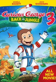 Watch Free Curious George 3: Back to the Jungle (2015)