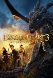 Watch Free Dragonheart 3: The Sorcerers Curse (2015)