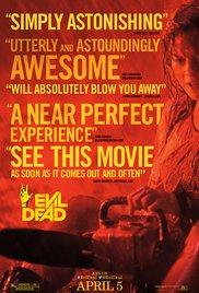 Watch Free Evil Dead (2013)