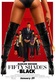 Watch Free Fifty Shades of Black (2016)