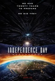Watch Free Independence Day: Resurgence (2016)