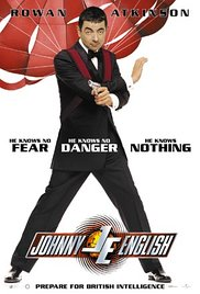 Watch Free Johnny English (2003)