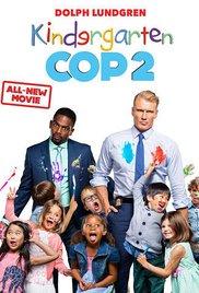 Watch Free Kindergarten Cop 2 (2016)