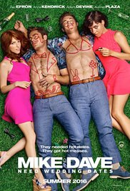 Watch Free Mike and Dave Need Wedding Dates (2016)
