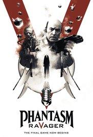 Watch Free Phantasm: Ravager (2016)