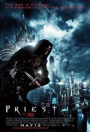Watch Free Priest (2011)