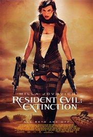 Watch Free Resident Evil: Extinction (2007)