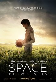 Watch Free The Space Between Us (2017)