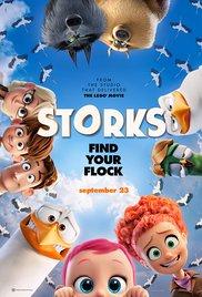 Watch Free Storks (2016)