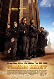 Watch Free Tower Heist (2011)