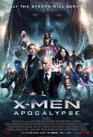 Watch Free XMen: Apocalypse (2016)