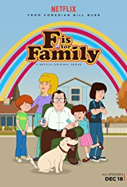 Watch Free F is for Family (2015)